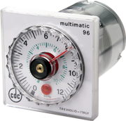 Minuterie CDC MULTIMATIC 96 24 V